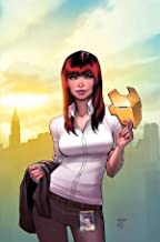 The Invincible Iron Man #4 Mary Jane Watson Cover