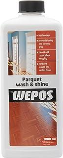 Wepos Parquet Wash and Shine, 1L