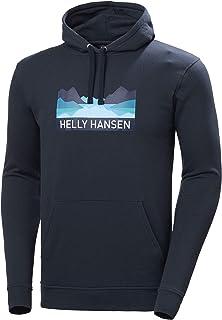 Helly Hansen Nord Graphic Pull Over Hoodie, Maglione Con Cappuccio Uomo