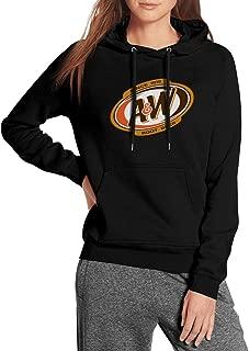Women Cute Long Sleeve Hoodies Bell's Brewery Beer Logo Sweatshirt
