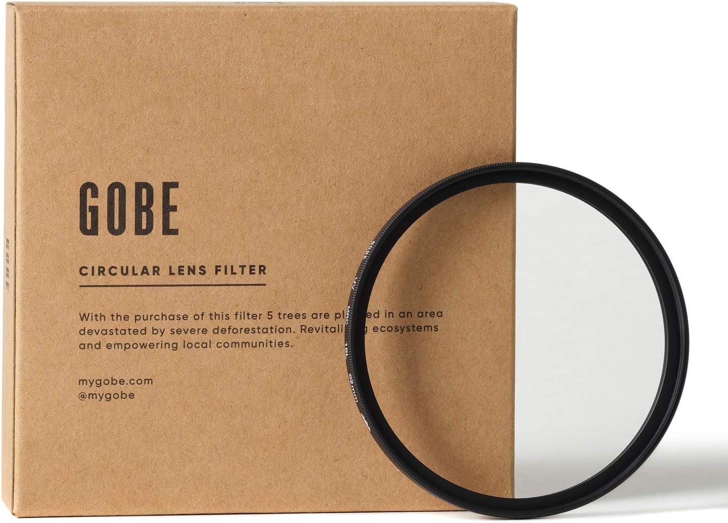 Max 64% OFF Gobe 62mm UV Filter 3Peak Lens Inexpensive