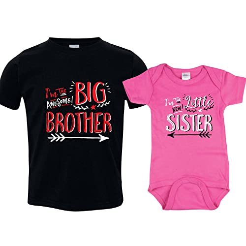 Texas Tees Sibling Shirts for Sister and Brother cc2b14521