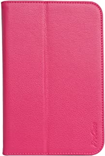 ProCase Galaxy Tab 2 7.0 Case Flip Folio Stand Case Cover for Samsung Galaxy Tab 2 7.0 GT-P3113 Tablet -Pink