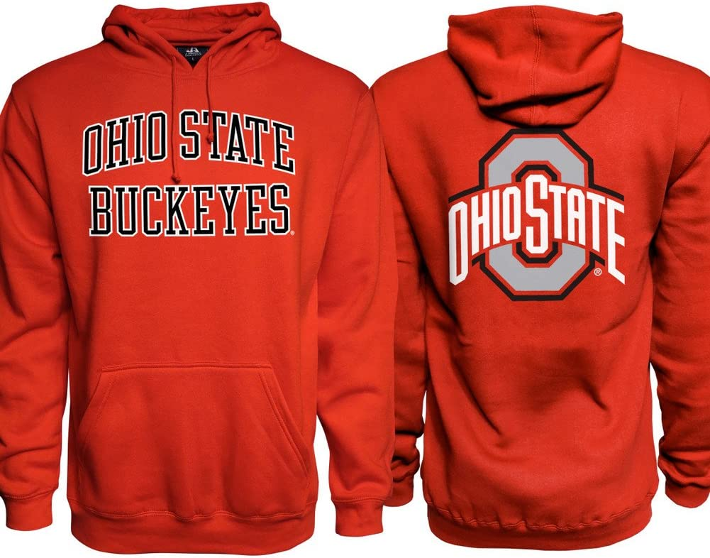 Elite Fan Shop NCAA Men's Sweatshirt Back Hoodie Seasonal Wrap Introduction Max 43% OFF Team