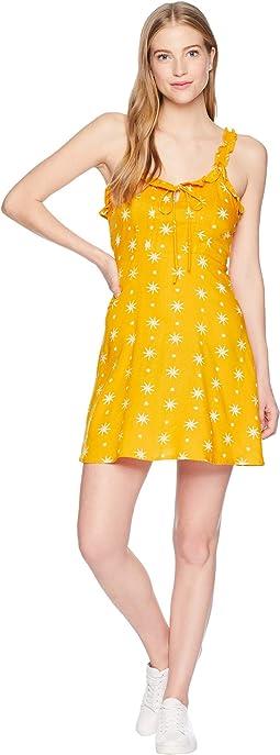 I Like It Ruffle Dress