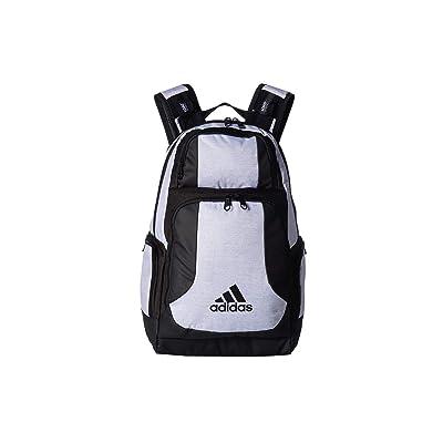 adidas Strength II Backpack (White Jersey/Black) Backpack Bags