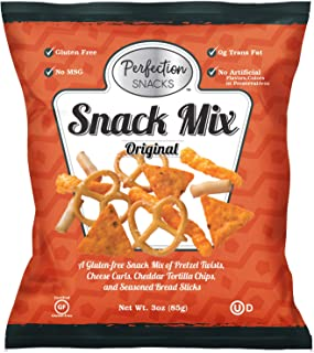 Perfection Snacks Gluten Free Snack Mix (Original, 3oz / 6ct)