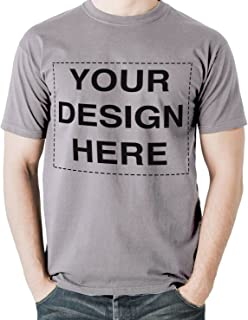 Custom T-Shirt Personalized Text or Image Design Shirt
