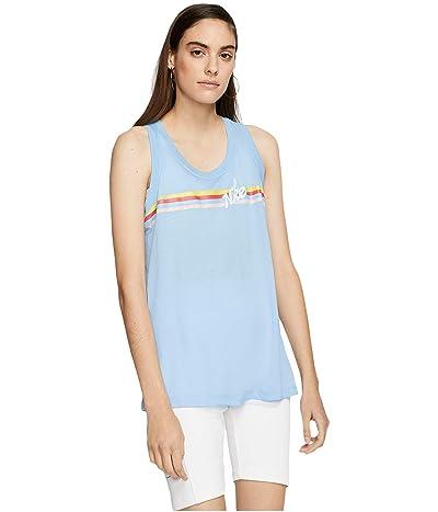 Nike NSW Tank Top Core High Brand Read (Psychic Blue) Women