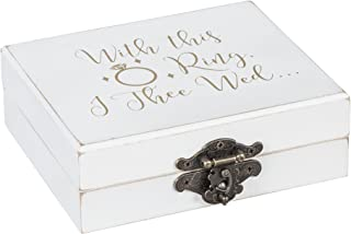 wedding ring box for ceremony