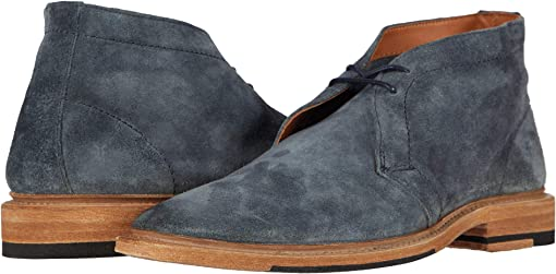 Sea Pine Two-Tone Suede