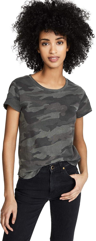Splendid Women's Crewneck Short Sleeve Tee TShirt