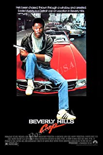 Posters USA - Beverly HIlls Cop Original Movie Poster GLOSSY FINISH - FIL054 (24