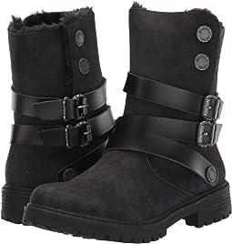 Black Ojai PU/Black Dyecut