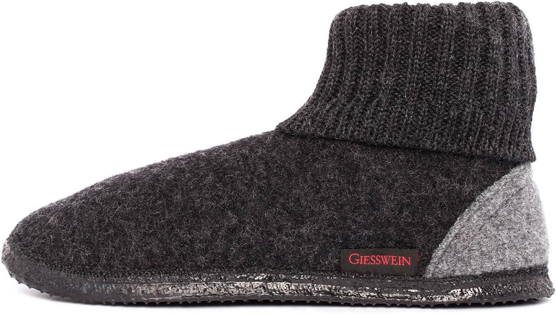 GIESSWEIN Men's's Kramsach Hi-Top Slippers