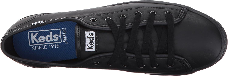 Keds Women's Triple-Kick Leather Sneaker