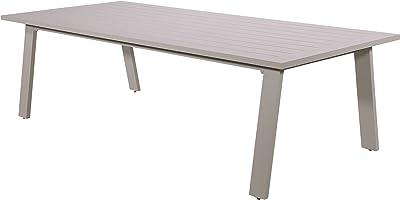 180x80 130 Grey Table SandJardin Trieste jA4LR5