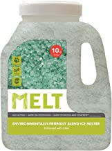 Snow Joe MELT10EB-J MELT 10 Lb Jug Premium Environmentally-Friendly Blend Ice Melter w/ CMA