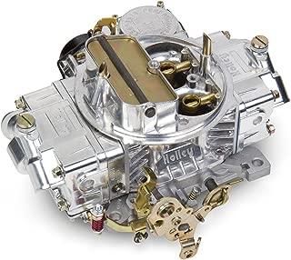 Holley 0-80508SA Polished Aluminum Universal Street/Strip Carburetor
