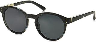 فوستر غرانت 24244 رمادي مستقطبة للنساء 10236979.RSF نظارة شمسية مستقطبة دائرية للنساء, اسود, 51 ملم