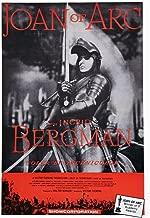 Posterazzi EVCMCDJOOFEC040HLARGE Joan of Arc Us Art Ingrid Bergman 1948 Movie Poster Masterprint, 24 x 36