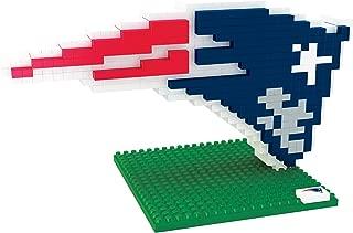 New England Patriots 3D Brxlz - Logo