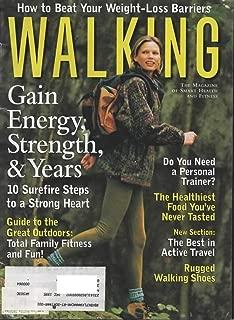 Walking Magazine, September October 1995 (Vol 10, No 5)