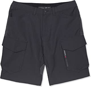 Musto Evolution Performance Sailing Boating Watersports Shorts Black - Lightweight - Easy Stretch