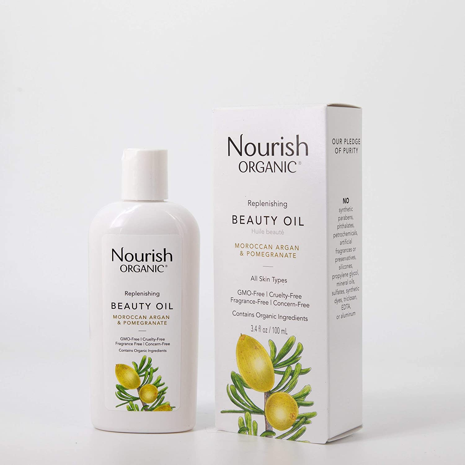 Nourish Replenishin Argan Oil 3 of Sales SALE items from Product new works Pack