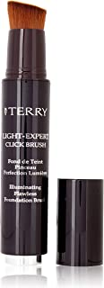 By Terry Light-Expert Click Brush Illuminating Flawless Foundation Brush - # 4 Rosy Beige by By Terry for Women - 0.65 oz Foundation, 19.5 ml