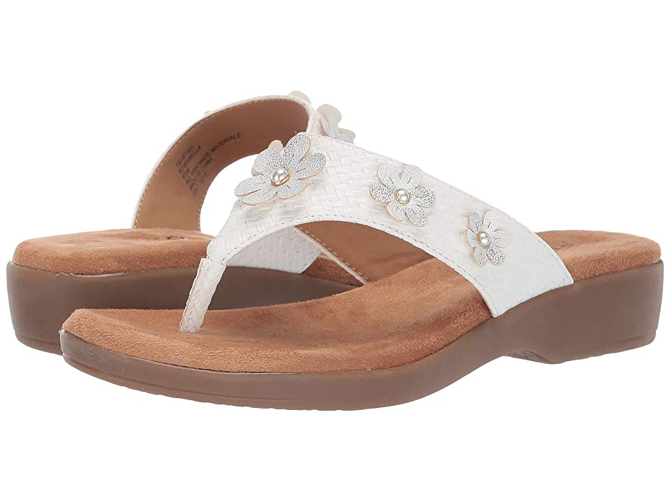 Rialto Bella (White Woven Smooth) Women