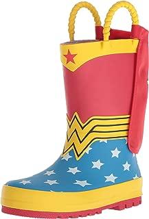 Kids Womens Wonder Woman Rain Boot (Toddler/Little Kid/Big Kid)