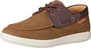 Hush Puppies Men's Scully Lace-Up Flats