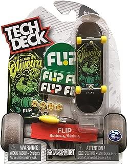 Tech Deck FLIP Skateboards Series 4 Oliviera Rare 96mm Fingerboard Skateboard #20081534