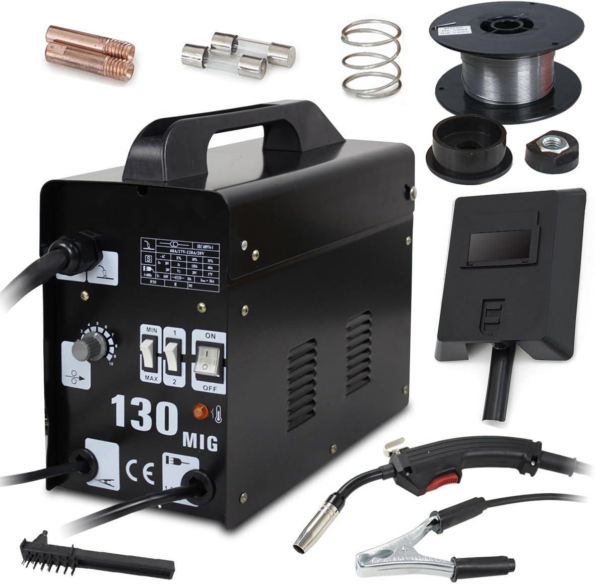 Best for Automatic Feed Welder - Super Deal PRO Welding Machine