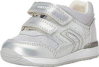 Geox Meisjes B Rishon Low-Top Sneakers