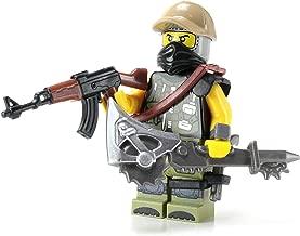 Battle Brick Custom Post Apoc Ranger (SKU79) Minifigure