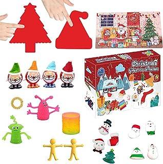 raspbery Noël Compte à Rebours Calendrier Décoration Coffret Cadeau, Noël Vacances Décor Party Favor Enfants Adultes Défi ...