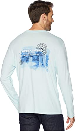 Big Waves Long Sleeve Tee