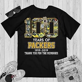 packers 100th anniversary