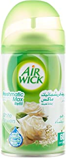 Air Wick Air Freshener Freshmatic White Flowers 250ml (Refill)