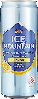 Ice Mountain Sparkling Water Lemon, 24 x 325ml