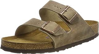 Birkenstock Womens Arizona 2-Strap Cork Footbed Sandal