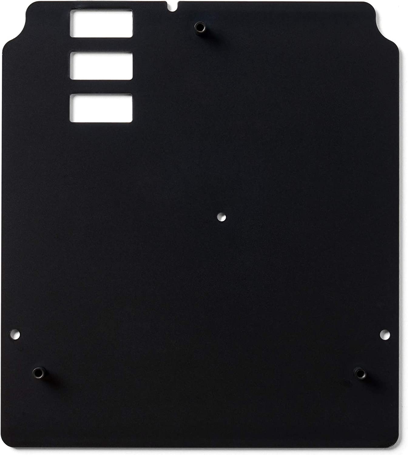 Zebra Mounting Plate Adapter Bracket Kit ZD420d and ZD620d Direct Thermal Desktop Printers to Match Mounting for GK and GX Models P1080383-423