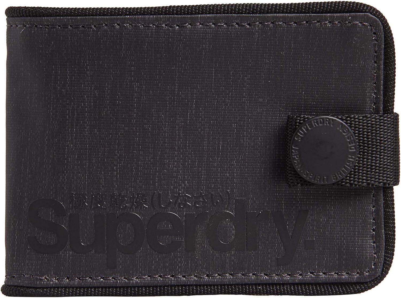Superdry Tarp One Popper Wallet