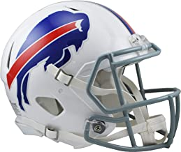 Riddell Buffalo Bills Revolution Speed Full-Size Authentic Football Helmet - NFL Authentic Helmets