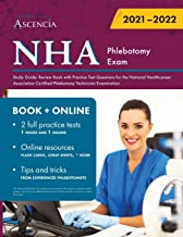 Download NHA Phlebotomy Exam Study Guide: Review Book with Practice Test Questions for the National Healthcareer Association Certified Phlebotomy Technician Examination PDF