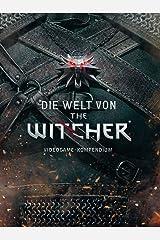 Die Welt von The Witcher Capa dura