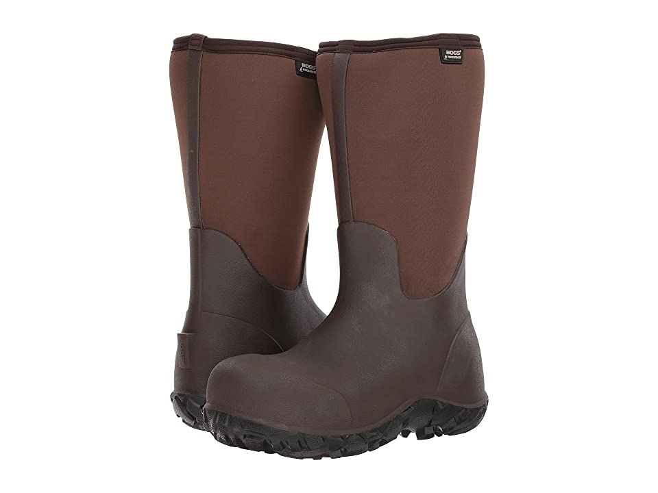 Bogs Workman Composite Toe (Brown) Men