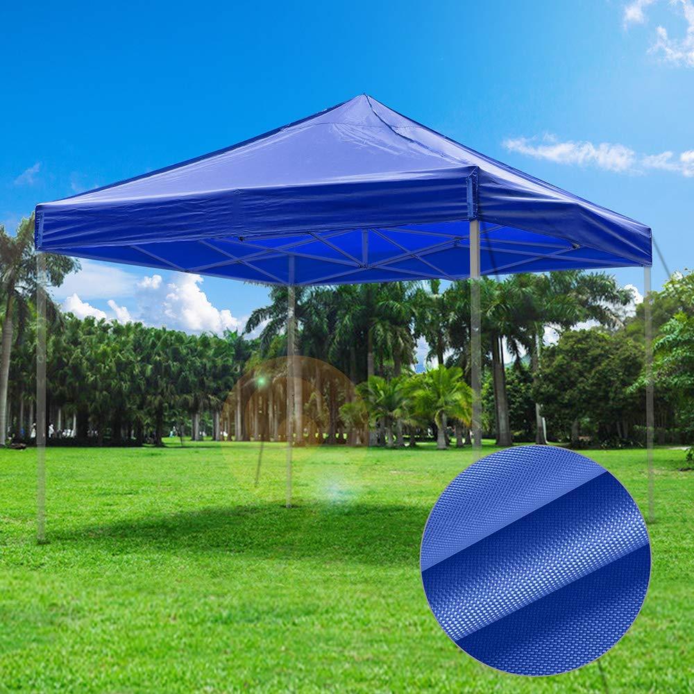 Yescom - Toldo de Repuesto para Patio o Patio, Pavilion Gazebo de 25, 4 x 25, 4 cm, Color Azul Marino: Amazon.es: Jardín